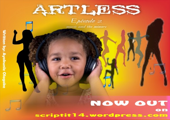 ARTLESS NOW OUT